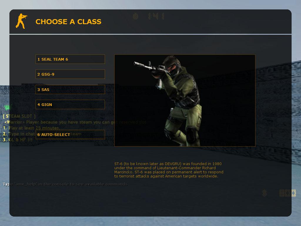CS Warzone