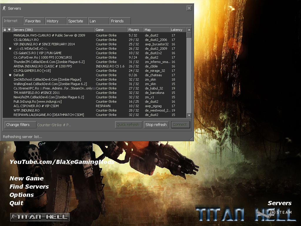Descarca CS 1.6 Hell