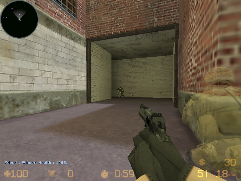 CS 1.6 Insurgency