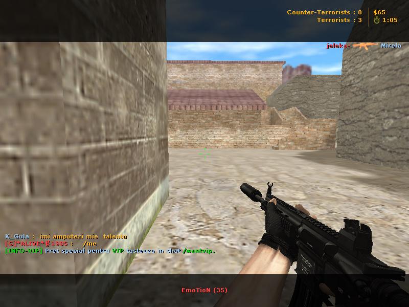 CS 1.6 HD
