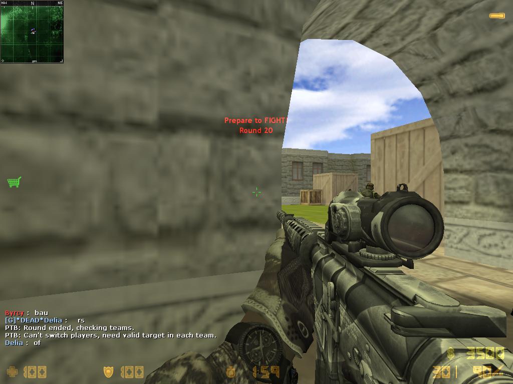 CS 1.6 War