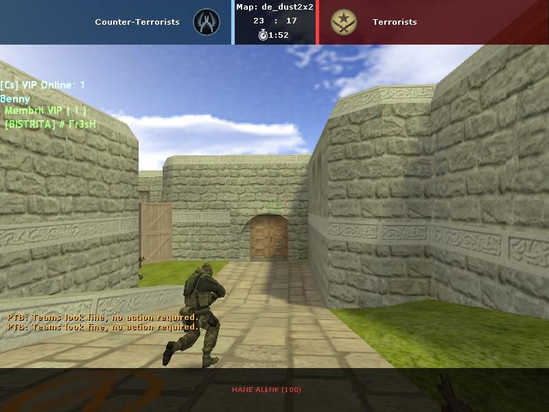 CS 1.6 Apocalypse