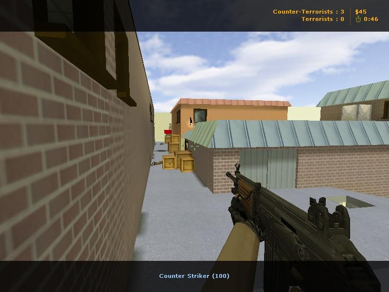 CS 1.6 Black Edition