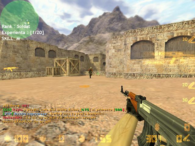 CS 1.6 GO PRO