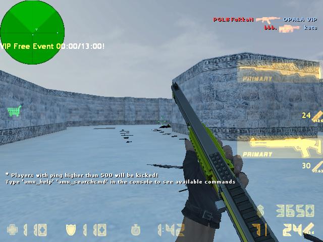 CS 1.6 Minecraft