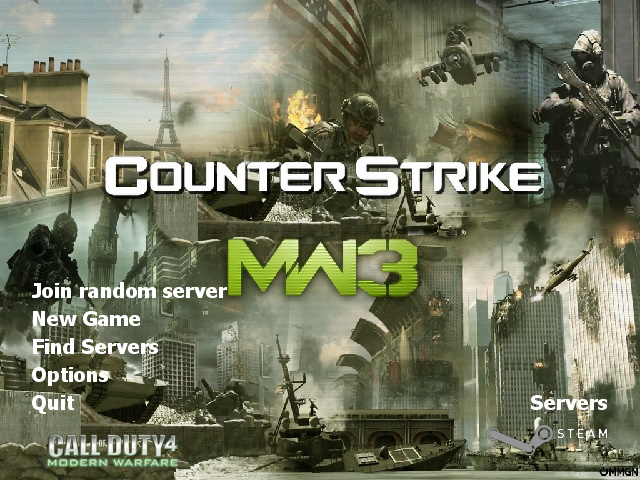 CS 1.6 Modern Warfare 3 - dcs16.ro
