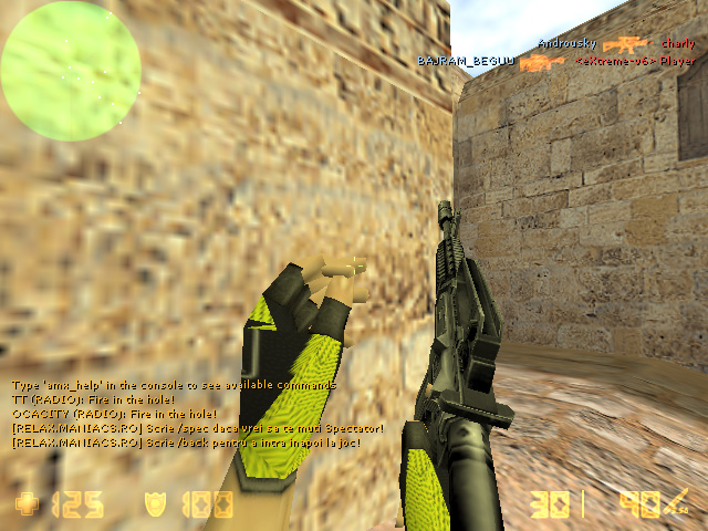 CS 1.6 Navi Edition