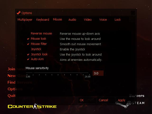 CS 1.6 Nebula
