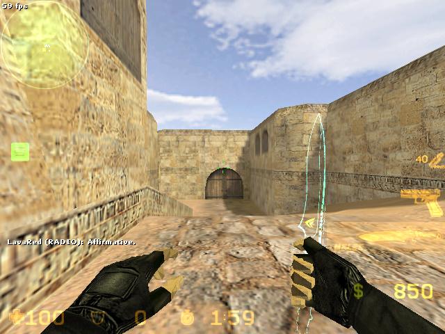 CS 1.6 Nvidia E4