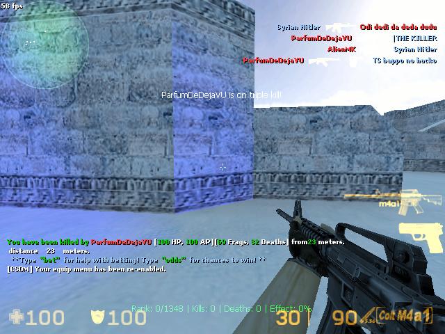 CS 1.6 Nvidia E6