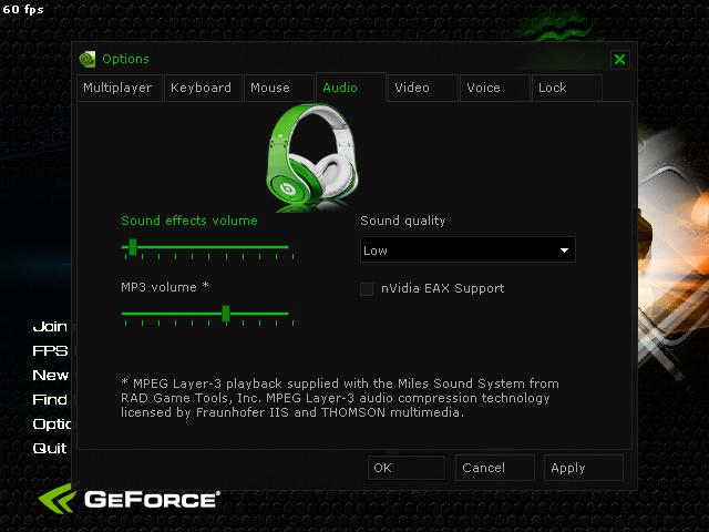 CS 1.6 Nvidia HNS v3