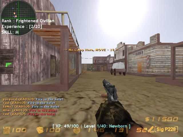 CS 1.6 PRO HD