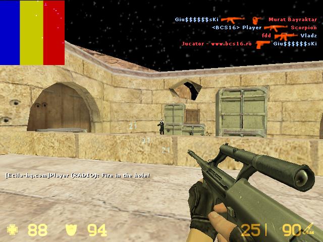 CS 1.6 Romania v2