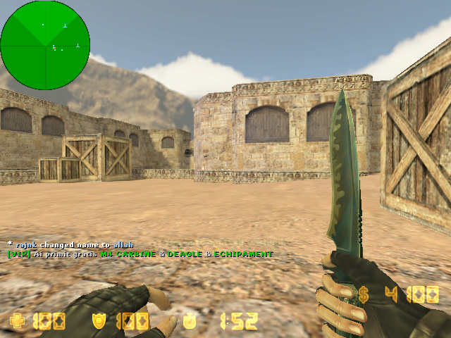 CS 1.6 Zombie
