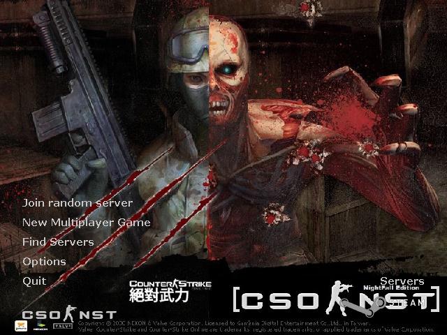 CS 1.6 Zombie - dcs16.ro