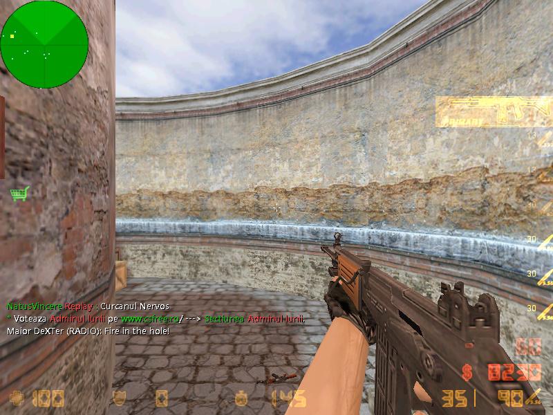 CS 1.6 Red