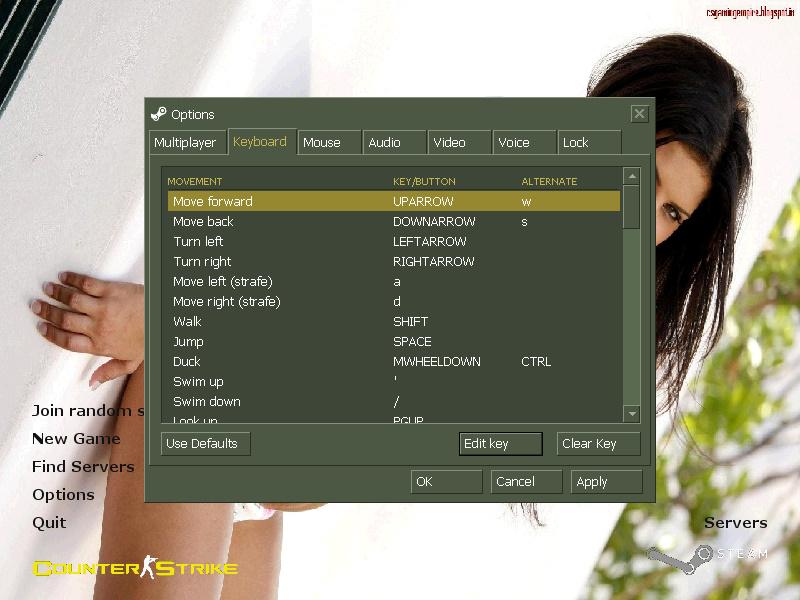 CS 1.6 Sexy